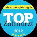 Zahnarzt in - top_zahnarzt_2012