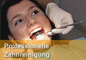 Professionelle Zahnreinigung und Prophylaxe in Bad Griesbach, Kreis Passau. Die professionelle Zahnreinigung ist der Einstieg in die moderne Zahnmedizin: Frischer Atem, gesundes Zahnfleisch, saubere gepflegte Zähne. Die Stiftung Warentest empfiehlt sie als Schutz vor Karies und Parodontose.