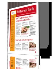 Gratis-Download: Hollywood Smile: Die 7 Geheimnisse eines strahlenden Lächelns.